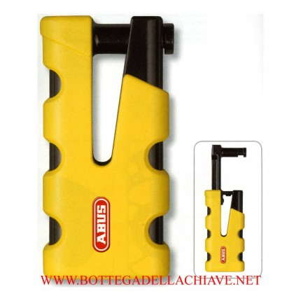 Abus - GRANIT 77 SLEDG GRIP YELLOW